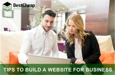 To help you out, we have created the list of tips including the most important aspects you should pay attention when you're planning to build a website for business.