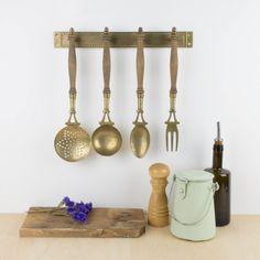 Antiguos utensilios de cocina para colgar | Antic&Chic