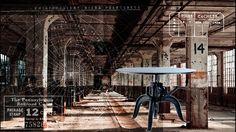 Table à Vis - #Workshop #Engine #Acier #Steel #Utternorth #Build #Inventeur #Inventor #Industrial #Vintage #Furniture #Table