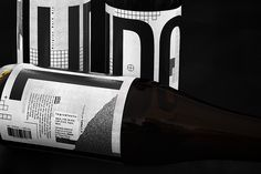 Udol #beer. Designed by: Christian Úbeda, Spain. https://goo.gl/Es7gDF