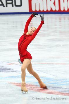Julia Lipnitskaya  Rostelecom Cup 2013