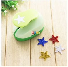 ree shipping 2-2.5cm Star shape EVA foam punch paper punch for greeting card handmade ,Scrapbook Handmade  //Price: $US $6.60 & FREE Shipping //     #crafting #scrapbooking #decor #decoration #diy #idea #inspiration