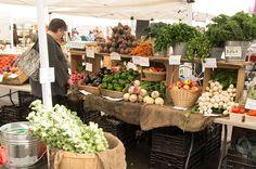SoWa, Boston // Food Trucks, vintage & farmers markets