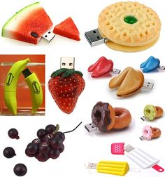 Decorating Ideas for USB Flash Memory Drives