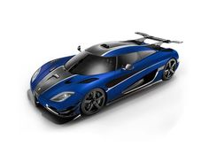 BHP Project Releases Renderings of Koenigsegg Automotive AB�One:1