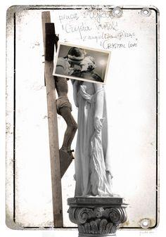 Plakat Jacka Staniszewskiego, Crystal love.