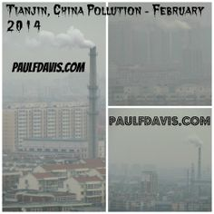 China air pollution in Tianjin - #ChinaPollution #ChinaAirPollution #ChinaAirQuality #ChinaPublicHealth #ChinaAir #AirQuality #AirPollution #ChinaHealth #Tianjin #China #LungProblems #RespiratoryProblems #Suffocating #ChinaEnergy #NuclearPower NEEDED #GoNuclear #AirProblems (RevivingNations@yahoo.com) #ChinaDisease #ChinaSuffering #Chinese #Asia #ASEAN