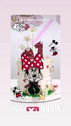 Instagram Minnie Mouse Cake, Cake Ideas, Witch, Birthday, Desserts, Instagram, Cake, Meals, Tailgate Desserts