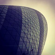 Gherking building, London