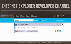 Internet Explorer Developer Channel - Early Access to Next-Generation Features For Developers http://thehackernews.com/2014/06/internet-explorer-developer-channel_16.html #Security