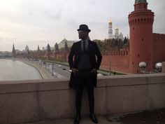 On location fashion Shoot....Moscow