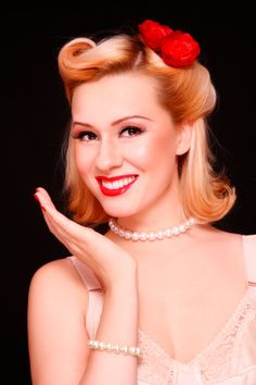 1950 Hairstyles 50S Hairstyles Ideas To Look Classically Beautiful  Pinterest