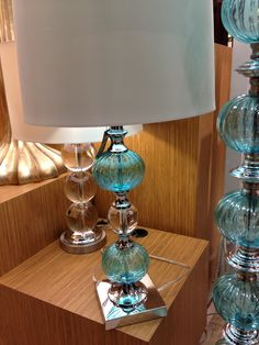 Pier One lamp