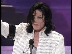 Michael Jackson - Grammy Legend Award 1993( he looks beautiful