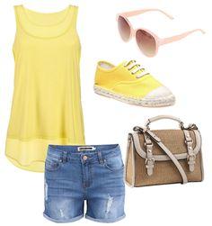 Outfit na pláž