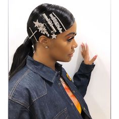 hairstyles down for prom girl hairstyles for school red hairstyles boy hairstyles hairstyles extensions hairstyles men hairstyles 2020 hairstyles mid length Clip Hairstyles, Weave Ponytail Hairstyles, Baddie Hairstyles, Protective Hairstyles, Pretty Hairstyles, 1980s Hairstyles, Dreadlock Hairstyles, Updo Hairstyle, Black Hairstyles