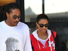 PHOTO: Future & Ciara Coupled Up Out Shopping In Beverly Hills - Urban Islandz