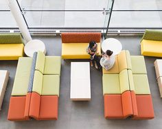 Lots of comfy chairs and tables (photo: @ualbertastudents)