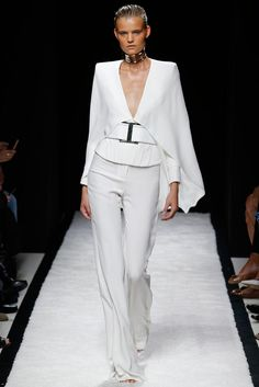 Balmain Spring 2015 Ready-to-Wear - Collection - Gallery - Look 43 - Style.com
