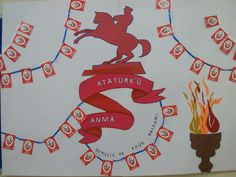 19 mayıs Atatürk ü anma gençlik ve spor bayramı panomuz Art Rules, Disney Characters, Fictional Characters, Crafts For Kids, Google, Crafts For Toddlers, Art Periods, Kids Arts And Crafts, Fantasy Characters