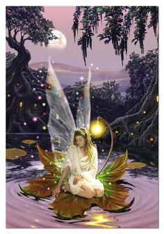 ༺♥༻ Moon Fairie ༺♥༻