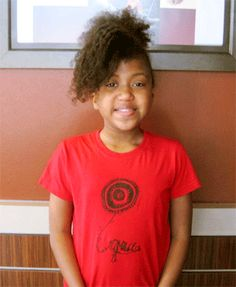 Young fashionista designs affordably priced T-shirts