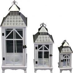 Lampáše sada 3ks 76756 Gazebo, Outdoor Structures, Kiosk, Pavilion, Cabana