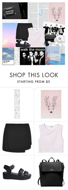 """""""ONE THING I'M MISSING"""" by glowing-eyes ❤ liked on Polyvore featuring ferm LIVING, Helmut Lang, Monki, Nude and Kate Spade"""
