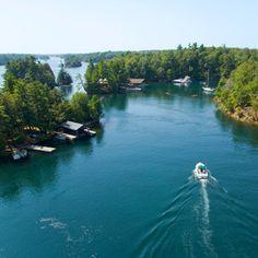 Weekend Getaways Exploring the Thousand Islands Upstate NY