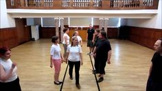 English Country Dance - Red House - with Tutorial - Arbon e.V.