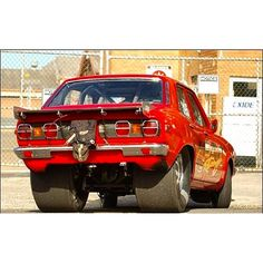 MAZDA RX-3 PAC performance