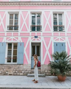 The most instagrammable spots in Paris. What to do in Paris, France. Best Photo Spots in Paris. Best things to do in Paris.