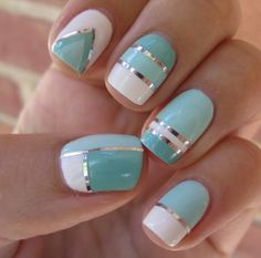 Nailstripes