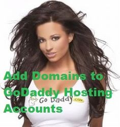 godaddy how to add domain to hosting
