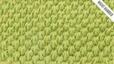 Tunisian Crochet ocean stitch