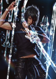 Final Fantasy XV - Noctis Lucis Caelum by Penguinfrontier