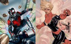 [Rumour] #CaptainMarvel e #AntMan saranno collegati dal Microverso!