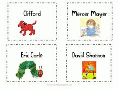 Labels for your classroom