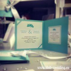 Partecipazioni nozze Dab Wedding