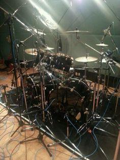 Hiroki's drums. D.