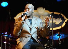 Will Downing Photos - Singer Will Downing performs at B. - Will Downing In Concert Ribbon In The Sky, Jazz Artists, My Favorite Music, Blues, Singer, Concert, Singers, Concerts