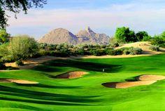 Acacia Course at Kierland Golf Club in   Scottsdale, AZ.