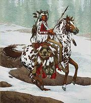 Love Bev Doolittle's Art.