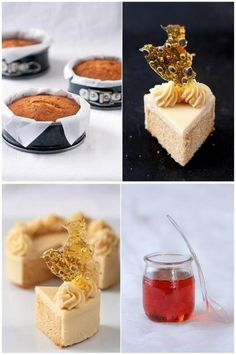 Caramel Cake And Soft Grand Marnier Caramels Recipe — Dishmaps