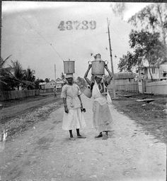 In photos: Guyana before independence ~ Photography News