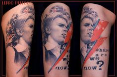 david bowie tattoo - Google Search