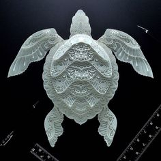 Incredibly Detailed Animal Portraits Created out of Paper by Artist Patrick Cabral