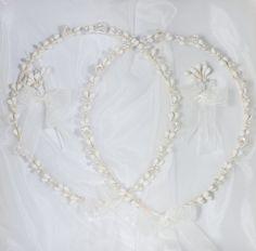Crown Stefana specializes in hand made greek wedding crowns stefana we ship globally Orthodox Wedding, Greek Wedding, Diy Hair Accessories, Flora, Pearl Beads, Diy Hairstyles, Wedding Crowns, Groom, Marriage