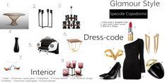 Glamuor Style @Web Arredativo Magazine Design, Dress Codes, Magazines, Glamour, Interior, Top, Style, Fashion, Journals