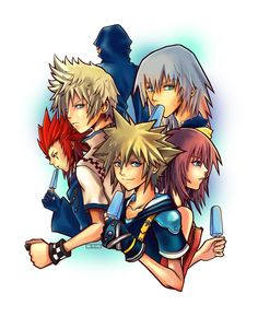 Kingdom Heart.